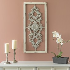 Fleur De Lis Living Scroll Panel Wall Décor FDLL7970
