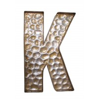 Jeco Inc. Honeycomb Letter Block Wall Decor JECO1672