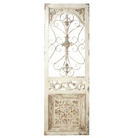 One Allium Way Scroll Door Wall Décor OAWY5376