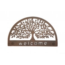 ByronAnthonyHome Tree Welcome Sign Wall Décor BAHE1119
