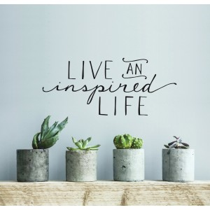 ADZif Blabla Inspired Life Wall Decal ZIF2265