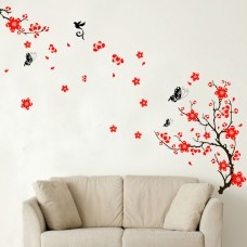 Walplus Blossom Flower Wall Decal WLPU1093