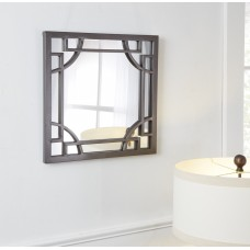 Winston Porter Middleville Square Wall Accent Mirror CHPS1204
