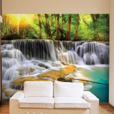 Brewster Home Fashions Mystical Waters Wall Mural BZH8446