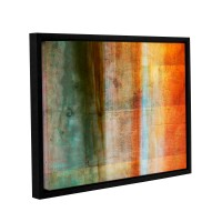 ArtWall 'Orange Zest' by Hartson-Weddle Ryan Painting Print on Wrapped Canvas JJM13948