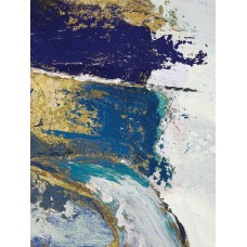 Everly Quinn 'Riviera II' Painting Print on Canvas EYQN3738