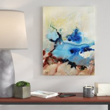 Wrought Studio 'Emphatic' Print on Wrapped Canvas WRSD1547