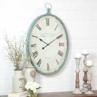 Aspire Sonia Oval Wall Clock EHQ4034