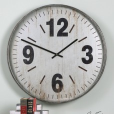 "Wade Logan Oversized 30.25"" Wall Clock WADL3377"