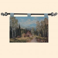 August Grove Exquisite Hanging Wall Picture Home Scene Tapestry AGTG3058