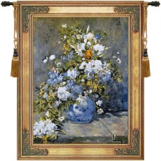 Charlotte Home Furnishings Spring Bouquet by Renoir Tapestry CHHF1058