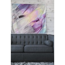 East Urban Home Digital 'Abstract Paint Strokes' by Mmartabc Wall Tapestry HOBX5019
