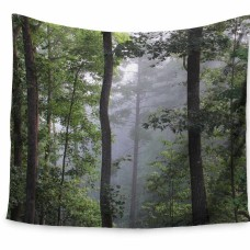 East Urban Home Rosie Brown Morning Fog Tapestry and Wall Hanging ETHF8211