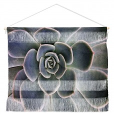 East Urban Home Succulent Leaves by Magda Opoka Wall Hanging EUME8153