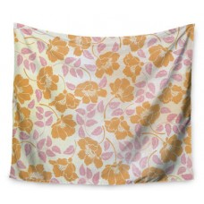 East Urban Home Sun Kissed Petals by Heidi Jennings Wall Tapestry EAUH2510