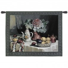 Fine Art Tapestries Still Life with Coffee Jug Tapestry FAT1290