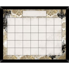 PTM Images Chandelier Wall Mounted Dry Erase Board QTM4625