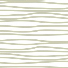 "Wallums Wall Decor Squiggle It Removable 4' x 24"" Wallpaper Tile WWDR1058"