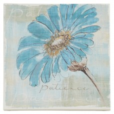 Winston Porter 'Spa Daisies II' Painting Print on Wrapped Canvas WNST5312