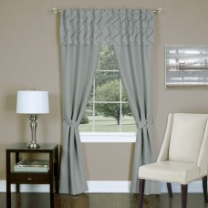 Andover Mills Mcgrath Solid Sheer Rod Pocket Curtain Panels ANDO2963
