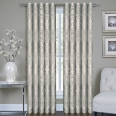 Homewear Linens Buzby Single Curtain Panel HWER1217