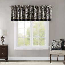 "Alcott Hill Pokanoket 50"" Light-Filtering Curtain Valance ALCT5114"