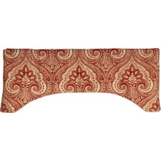 "Astoria Grand Fotheringhay Arch 50"" Curtain Valance ARGD2325"