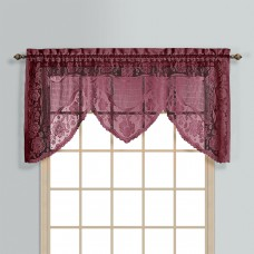 August Grove Quimby Swagger Topper Curtain Valance AGTG3449