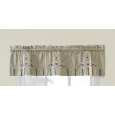 "Breakwater Bay Lockhaven 60"" Curtain Valance BKWT5017"