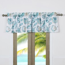 "Highland Dunes Cassette 84"" Window Valance HIDN2622"