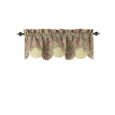 "Waverly Swept Away 60"" Curtain Valance WVY2191"