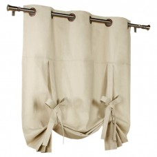 Alcott Hill Hopedale Semi-Sheer Curtain Panel ALCT7187