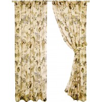 August Grove Lamoreaux Tailored Curtain Panels AGGR3501