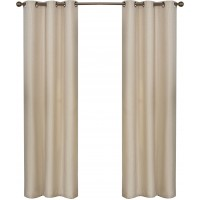 Charlton Home Glasford Solid Blackout Thermal Grommet Single Curtain Panel CHLH5778
