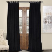 Darby Home Co Balone Solid Max Blackout Thermal Pinch Pleat Single Curtain Panel HOHN8152