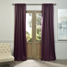 Darby Home Co Destinie Indoor Polyester Blackout Curtain Panels DBHM3698
