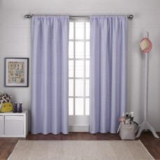 Viv + Rae Tamara Solid Max Blackout Thermal Rod Pocket Curtain Panels VVRO8227