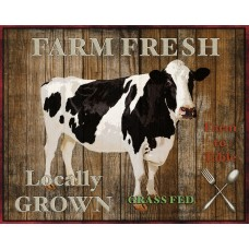Buy Art For Less 'Farm Fresh' by Jean Plout Graphic Art on Wrapped Canvas BYAR1466