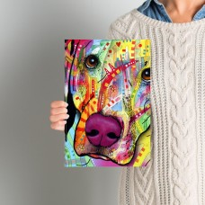 East Urban Home 'Close Up Lab' Graphic Art on Wrapped Canvas ESTN6098