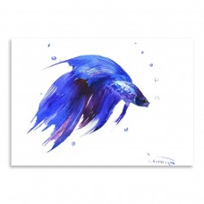 East Urban Home Betta Fish Painting EUNH2171